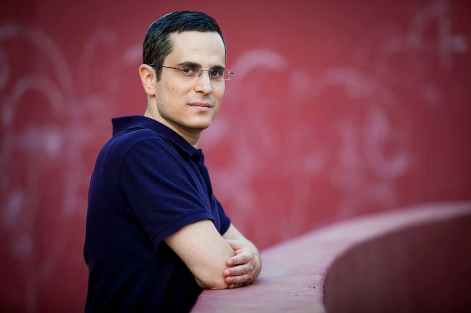 Yoav Blum, autor de Os Criadores de Coincidências (Foto: Divulgação)