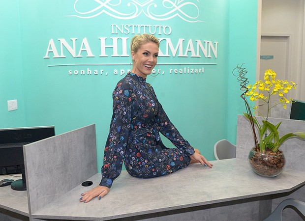 Ana Hickmann (Foto: Francisco Cepeda / AgNews)