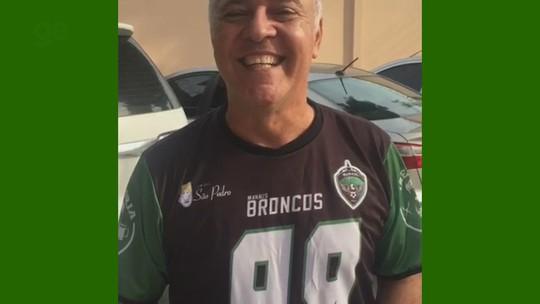 Presidente do Manaus FC convoca jogadores de futebol americano para seletiva do Broncos