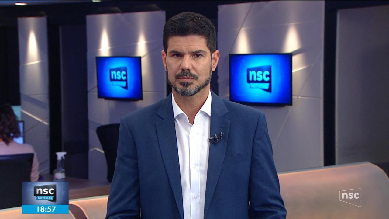 Alesc aprova moção de solidariedade à repórter e ao cinegrafista da NSC agredidos em praia