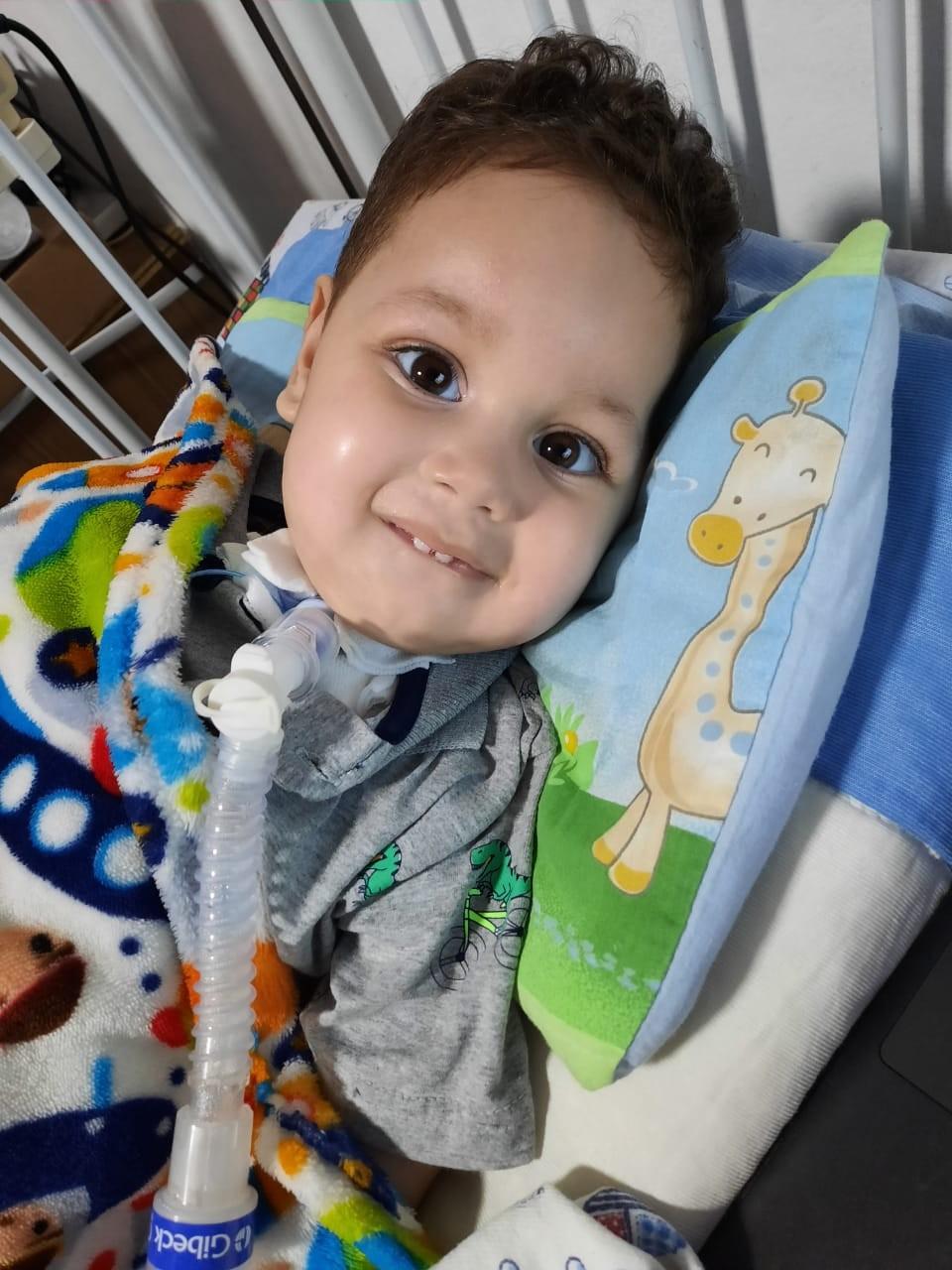 Mãe busca remédio de R$ 12 milhões para salvar vida de bebê em SP: 'Fé'