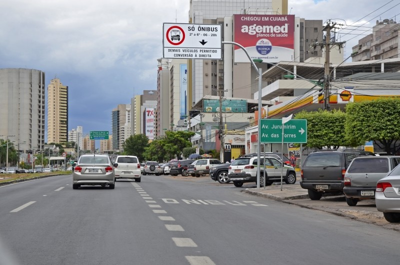 Transporte coletivo de Cuiabá terá aumento de 30% na frota no 2º turno das eleições no domingo