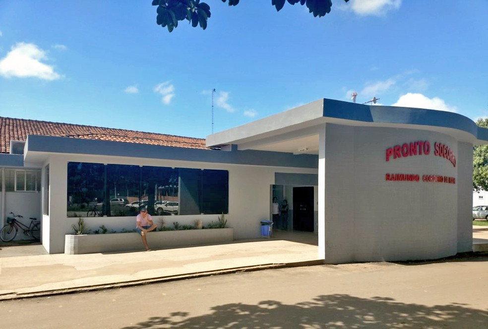 -  Homem foi levado para o Hospital de Santana, mas não resistiu e morreu  Foto: Divulgação/Sesa