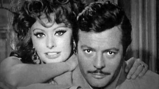 Em casa com Nelson Motta: as belezas de Sophia Loren e Marcello Mastroianni