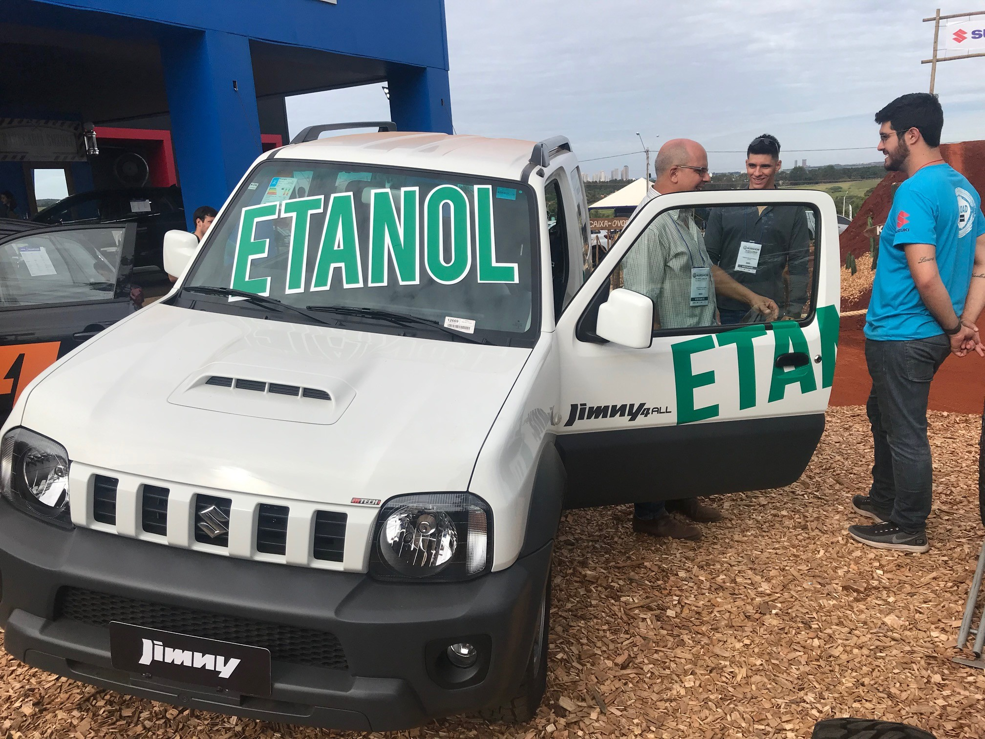 jipe-jimny-suzuki-veiculo-etanol (Foto: Cassiano Ribeiro/Ed.Globo)