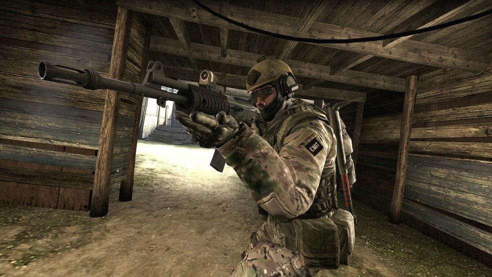 CS:GO chega aos celulares com o aplicativo Steam Link — Foto: Divulgação/Valve