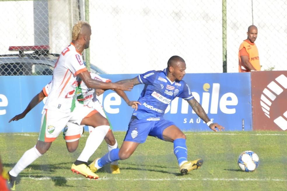 Coruripe e CSA vão se enfrentar em dois jogos — Foto: Nicolas Barreto/ASCOM CSA