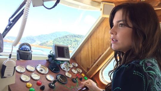 Alice Wegmann grava últimas cenas de Marina em 'A Lei do Amor'; fotos!