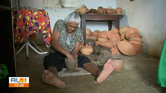 Ceramista Marinalva Bezerra da Silva é diplomada Patrimônio Vivo de AL nesta quinta