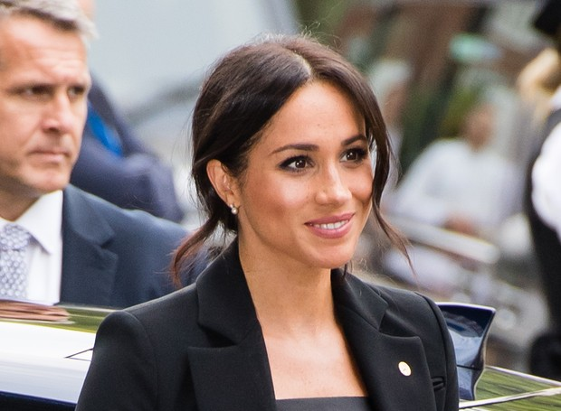 LONDON, ENGLAND - SEPTEMBER 04:  Meghan, Duchess of Sussex attends the WellChild awards at Royal Lancaster Hotel on September 4, 2018 in London, England.  The Duke of Susssex has been patron of WellChild since 2007.  (Photo by Samir Hussein/Samir Hussein/ (Foto: Samir Hussein/WireImage)