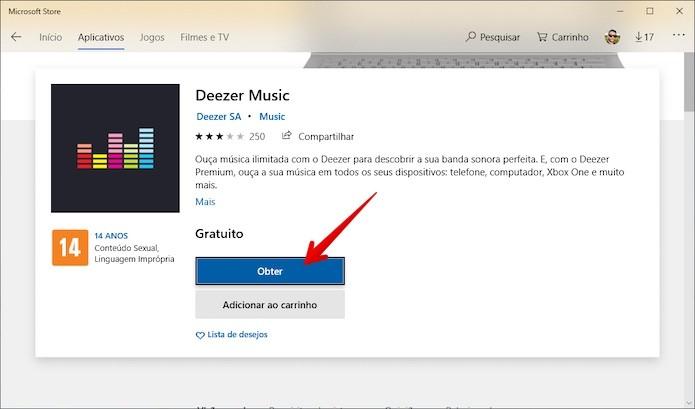 Deezer ganha app para PC com Windows 10