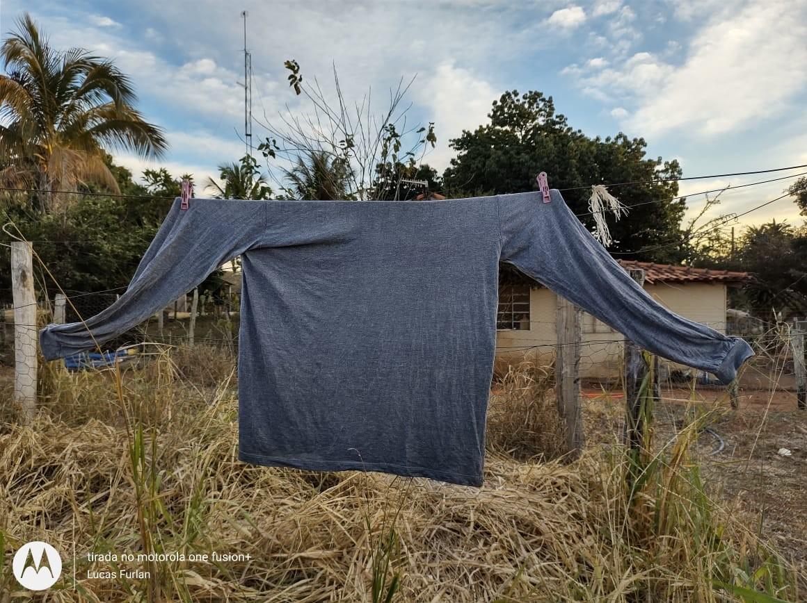 Roupa congelada no varal: imagens do frio chamam a atenção no noroeste paulista