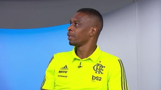 """Juan diz que Abel pediu para """"fechar a casinha"""", revela planos da despedida pelo Flamengo e emoção em festa"""