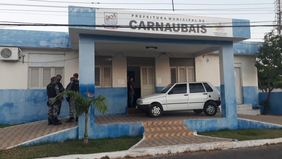 Operação do MP foi deflagrada em 18 de agosto — Foto: Divulgação/MPRN