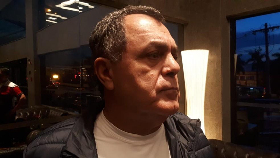Sebastião fala sobre VAR no Brasil — Foto: Bruno Giufrida