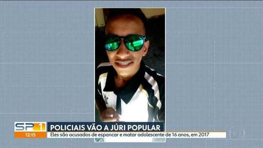 Policial Militar é condenado a 24 anos de prisão por morte a pauladas de jovem de 16 anos