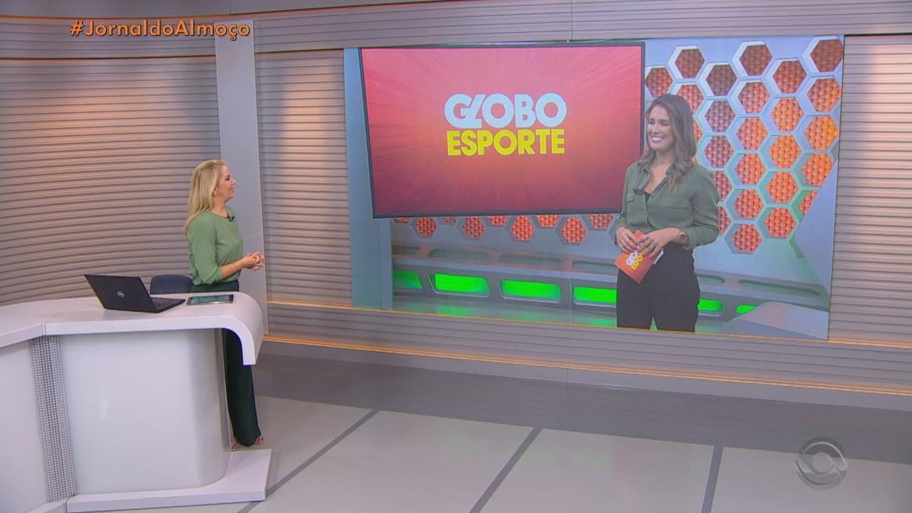 Confira os destaques do Globo Esporte RS desta segunda-feira (18)