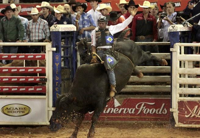 cultura_rodeio_barretos_sp (Foto: Miguel Schincariol/Ed. Globo)