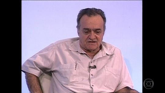 Morre no Rio o jornalista Marcos de Castro