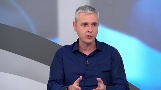 """Tiago Nunes prestigia a base e fala em contratações pontuais no Athletico-PR: """"Alguns acertados"""""""