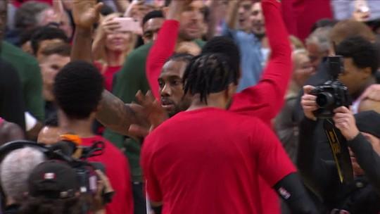 Toronto Raptors vence Bucks, fecha série e vai à final da NBA pela primeira vez em sua história