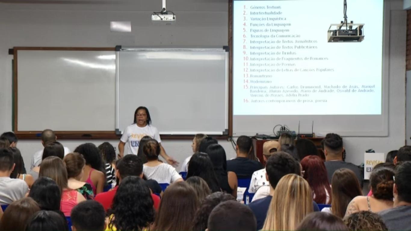 Prefeitura de Arcoverde abre inscrições de aulões gratuitos para o Enem  - Notícias - Plantão Diário
