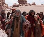 Gravações de 'José do Egito' no Chile   Edu Moraes/Record
