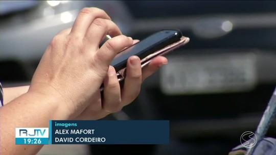Cresce o número de roubo de celulares no Sul do Rio