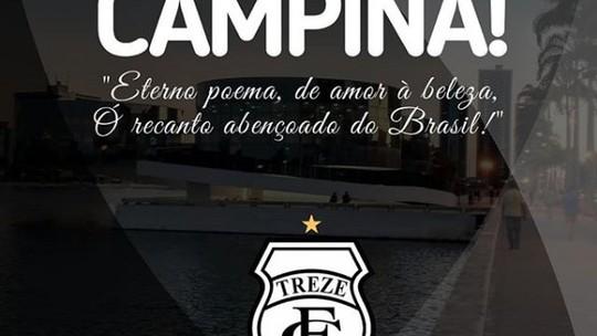 Foto: (Divulgação / Treze)
