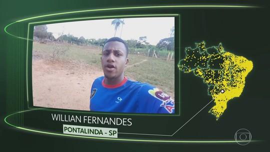Pontalinda, Graça, Doresópolis, Monte Santo, Pato Bragado, São Luiz do Norte e Meridiano