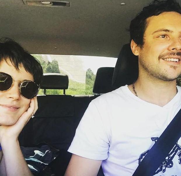 Bianca Bin e Sérgio Guizé (Foto: Reprodução/Instagram)