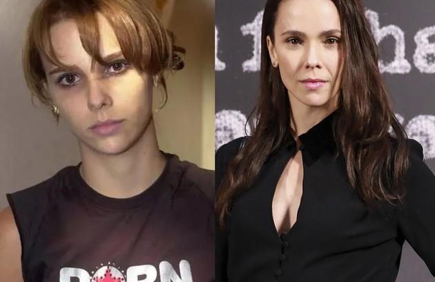 Débora Falabella viveu Mel, filha de Lucas e Maysa (Daniela Escobar). Abalada por problemas familiares, ela passou a usar drogas. A atriz voltará à TV na série 'Aruanas', da qual é uma das protagonistas  (Foto: TV Globo)