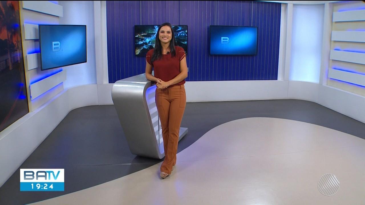 Bloco 01 - BATV Itabuna - 16/11/2020