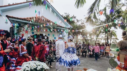 Conheça a quadrilha de dança de Angra dos Reis