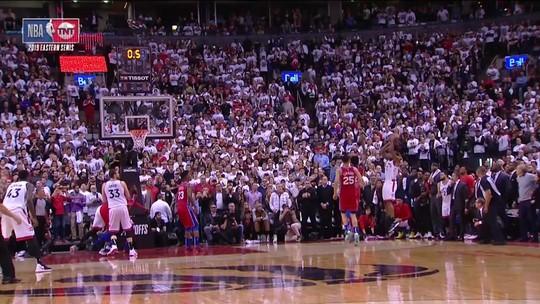 Top 5 de maio da NBA tem tocaço, cravadas e cestas milagrosas
