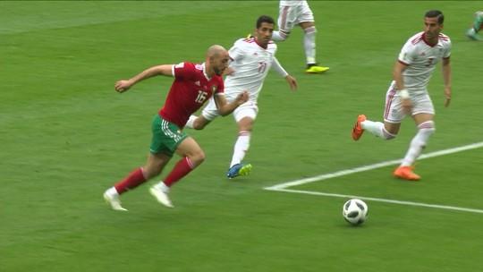 Marrocos x Irã - Copa do Mundo 2018 - globoesporte.com