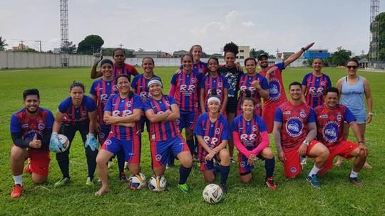 Foto: (Porto Velho Esporte Clube / Facebook)