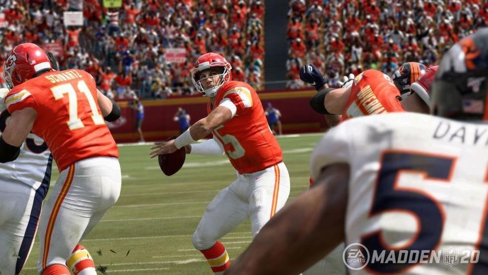 Madden NFL 20 lidera os primeiros lançamentos de games em