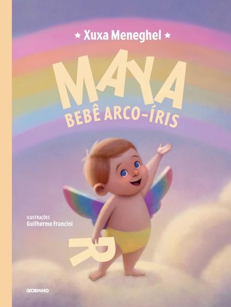 Capa do livro infantil de Xuxa (Foto: Divulgação)