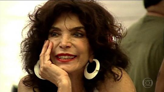 Lady Francisco será velada neste domingo no Teatro Leblon, no Rio