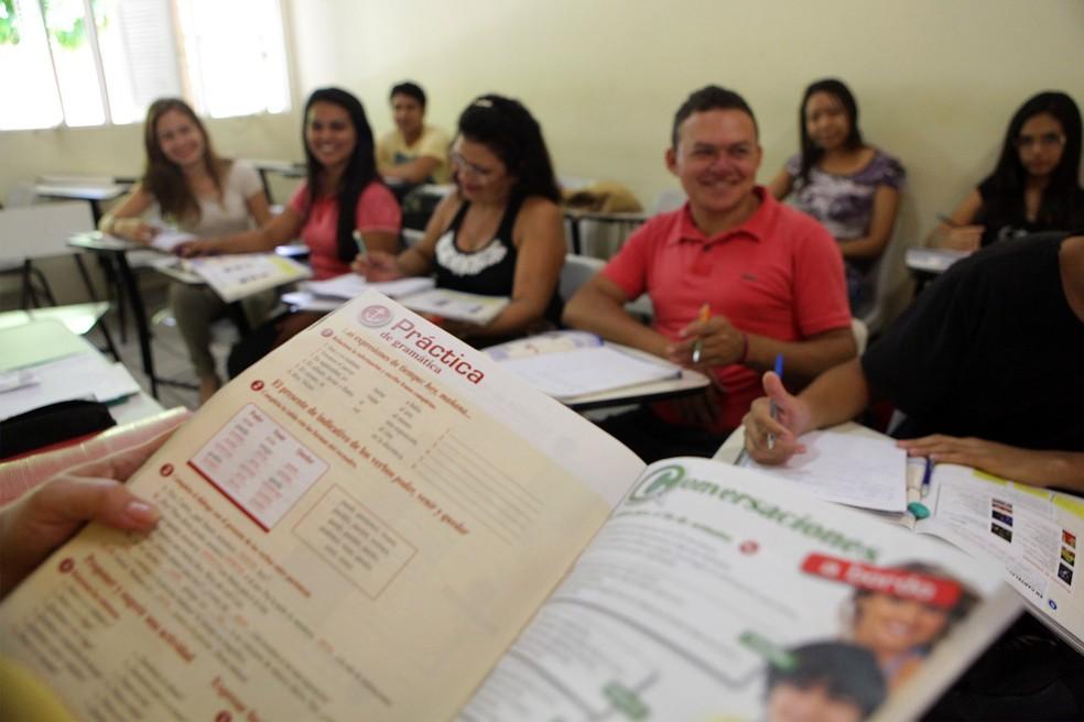 Imparh oferece cursos de línguas estrangeiras em Fortaleza (Foto: Divulgação)
