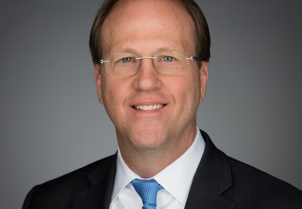 Rob Vallentine, presidente da Fundação Dow Chemical (Foto: Divulgação)