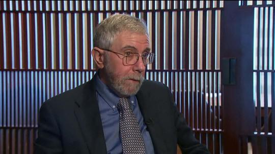 Paul Krugman fala sobre as perspectivas para economia brasileira