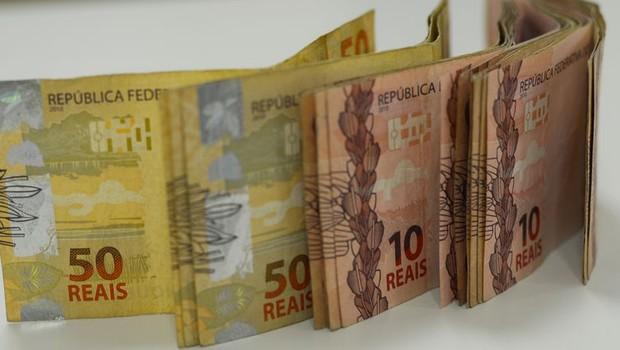 dinheiro, contas públicas, déficit, inflação, real (Foto: Marcello Casal jr/Agência Brasil)