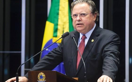 O senador Blairo Maggi (PP) (Foto: Marcos Oliveira/Agência Senado)