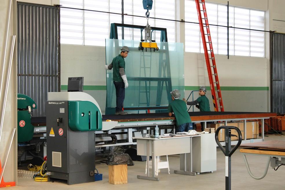 -  Indústria em Divinópolis  Foto: Prefeitura de Divinópolis/Divulgação