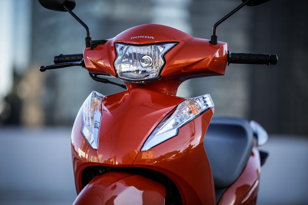 Honda Biz 2018 (Foto: Honda/Divulgação)