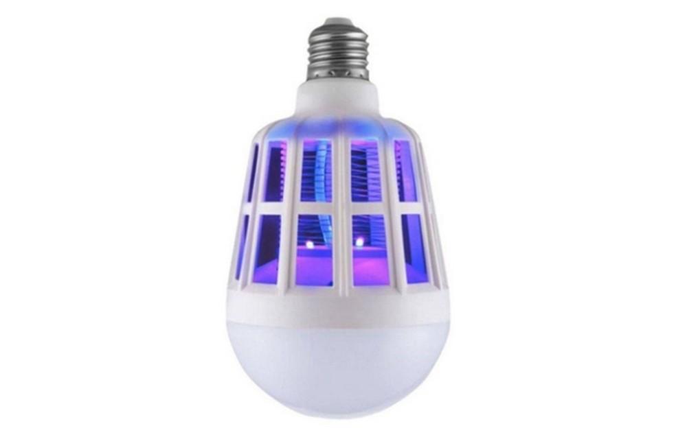 Lâmpada de LED mata mosquito com 15 W de potência  — Foto: Reprodução/Submarino
