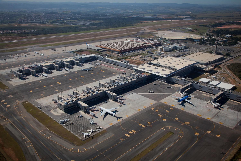 Viracopos tem 2º menor fluxo de passageiros para abril desde 2013, mas fecha quadrimestre com alta