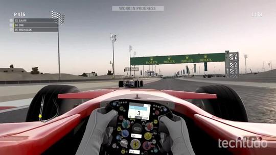F1 2017 mostra realismo incrível nos carros da RBR e Ferrari